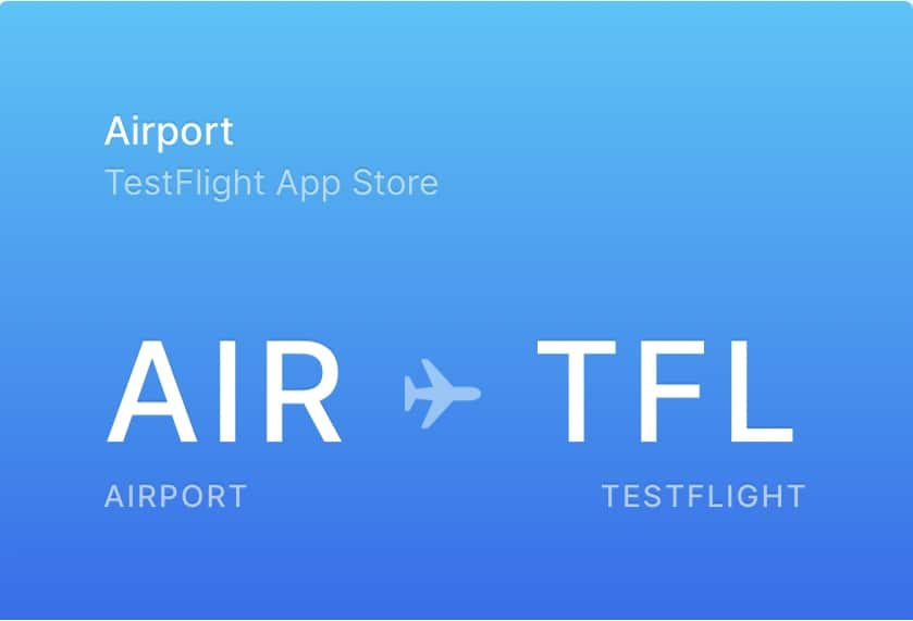 Airport: The TestFlight App Store Apple Didn't Create